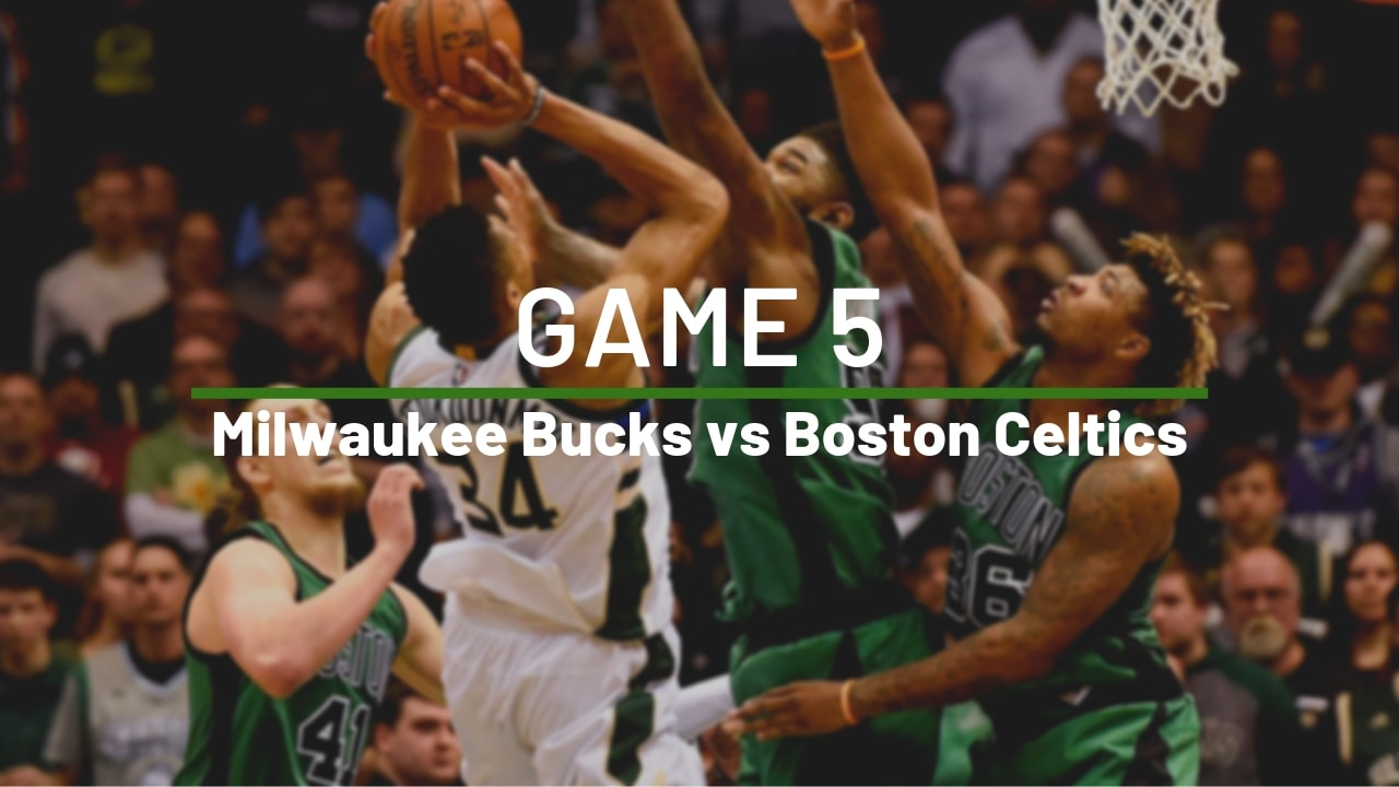 Will the Milwaukee Bucks Win This Next Home Game and Advance to the Eastern Conference Finals?