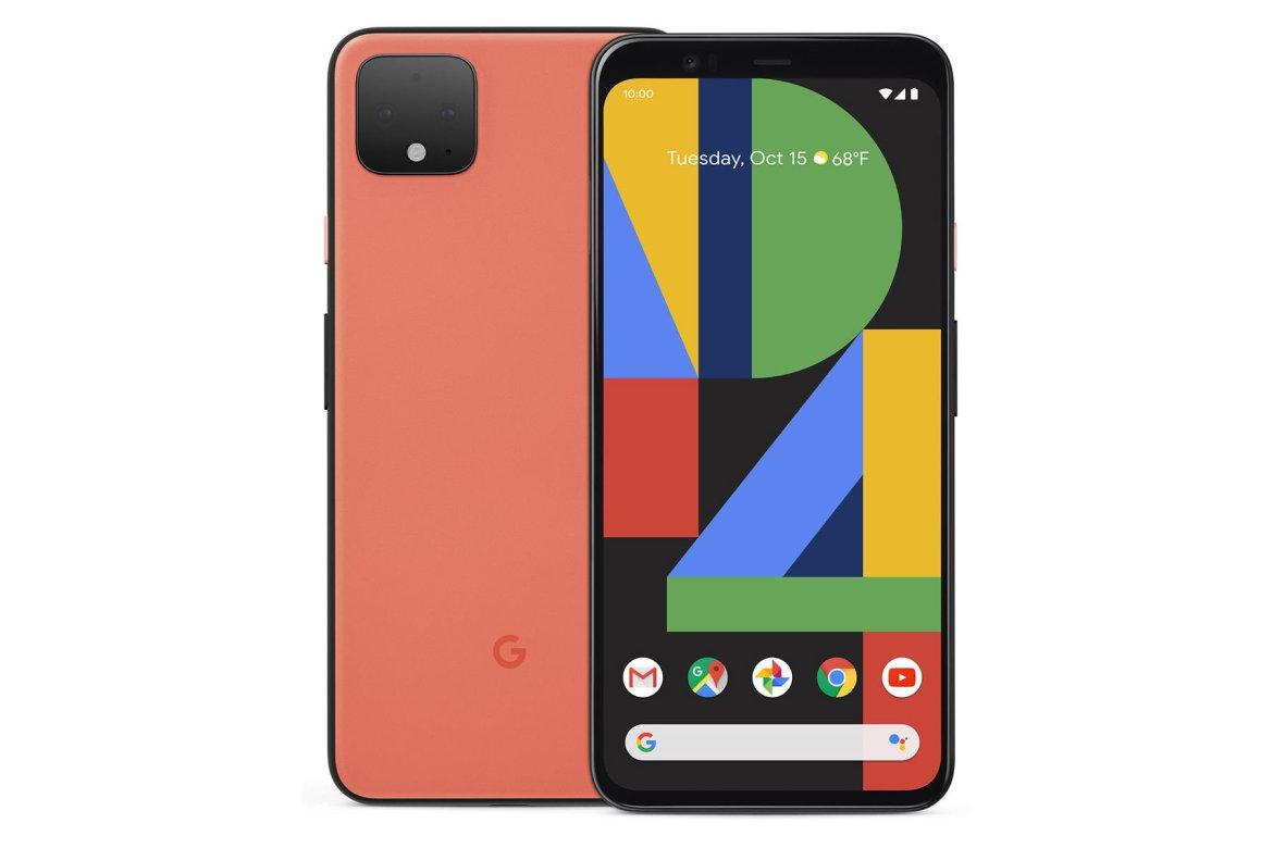 Google Pixel 4 Screen