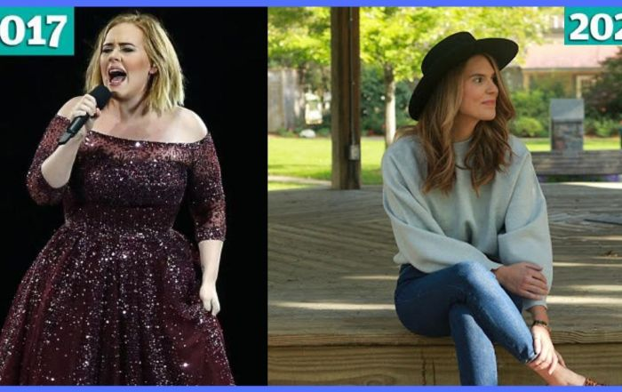 How Adele Lost 100 Pounds with Sirtfood Diet