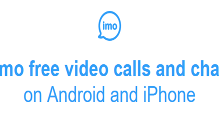 logo: imo Account Sign In