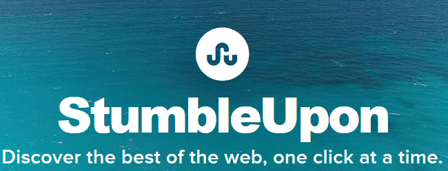 StumbleUpon Account Registration | StumbleUpon User Guide Here