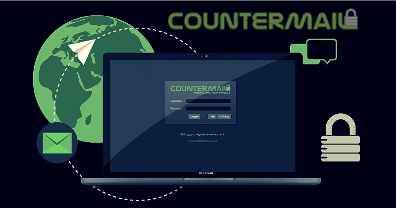 Countermail Sign up | Create Countermail Account | Countermail login