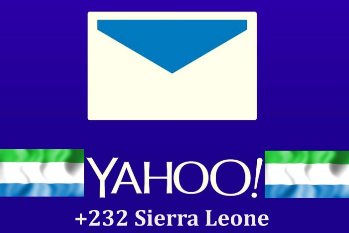 +232 Sierra Leone Yahoo SignUp | +232 Yahoo Account Registration/Login