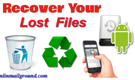 know how to recover lost files on your android device