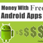 Methods to Cash-in with Free Android App