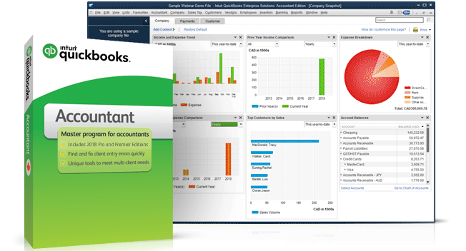 About QuickBooks Software