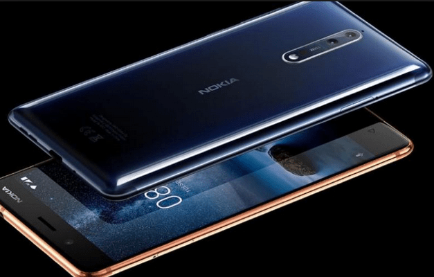 The New Nokia 8 Sirocco with its Specifications