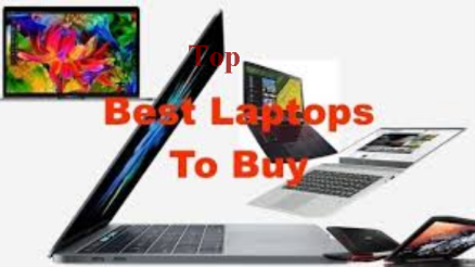 List of the Top Best Laptops and Their Features