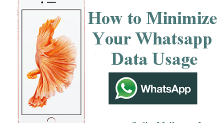 How to Minimize Your Whatsapp Data Usage