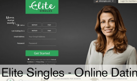 About the EliteSingles Online Dating Site