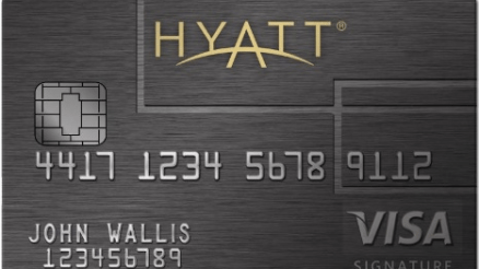 About the Chase Hyatt Credit Card