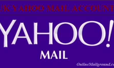 How to Create Your UK Yahoo Mail Account