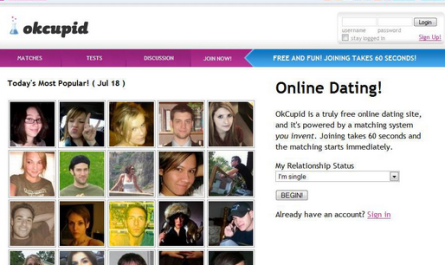 About OkCupid Online Dating Site
