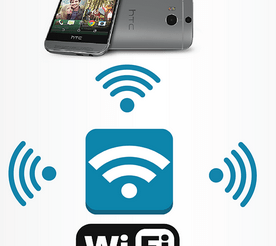How to Share Portable WI-FI Hotspot