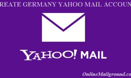 How to Create Germany Yahoo Mail Account