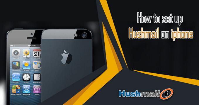 How can You Set Up Hushmail Account on iPhone Device?