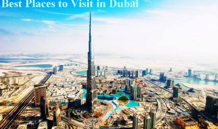 The Best Places in Dubai