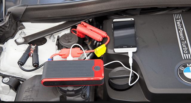 Battery ResQ Portable Power Plant
