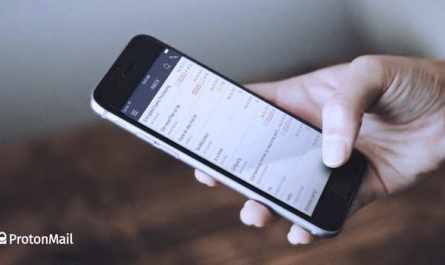 How to Access ProtonMail Account on iPhone Device