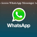How to Access WhatsApp Messenger Account