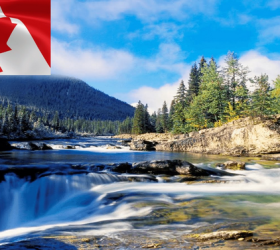 List of the Ten Best Canadian Places.