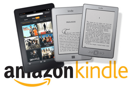 About Amazon Kindle Reader.