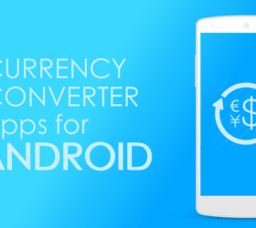 Android Currency Converter Apps.