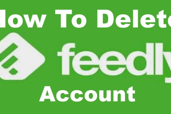 How To Delete feedly