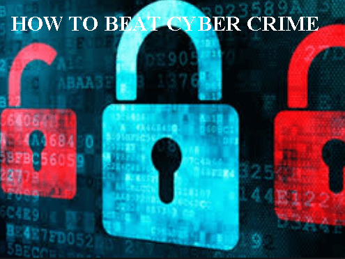Top Tips on How You can Beat Cyber Crime