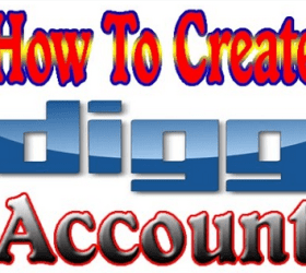 How to Access Digg Account.