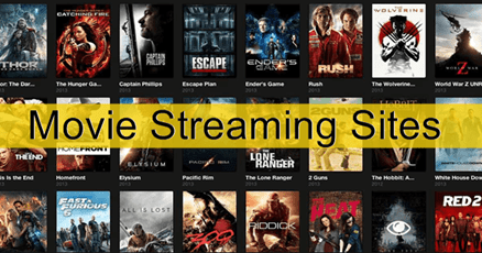 Image: Movie Streaming Sites