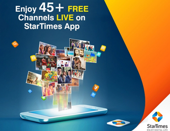 Image: Startimes Live Streaming App