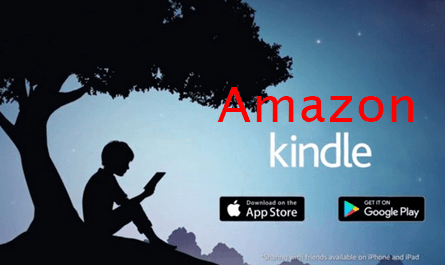 Image: Amazon Kindle App