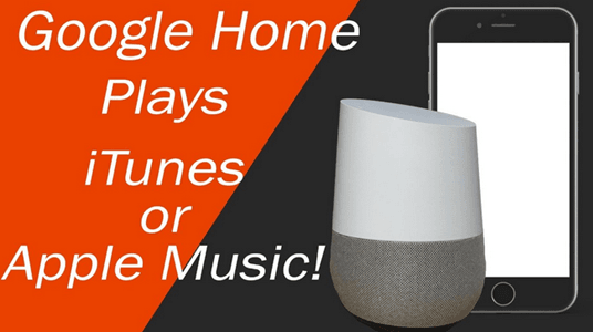 Image: Apple Music on Google Home