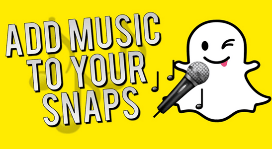 Snapchat Tips: How to Add Music to Your Snaps