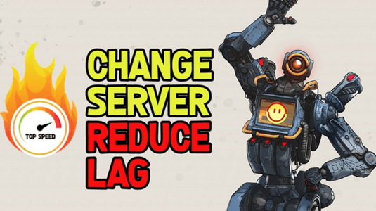 Apex Legends | Change Server and Get Lower Ping