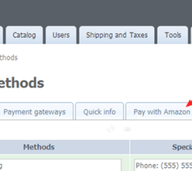 Image: Payment Methods on Amazon