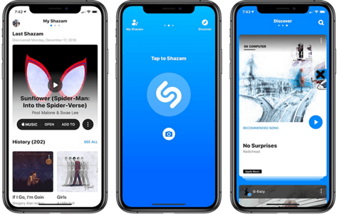 Shazam – App, Music Discovery, Song Lyrics & Charts