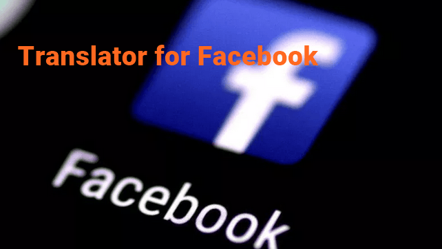 Translator for Facebook – Facebook Languages