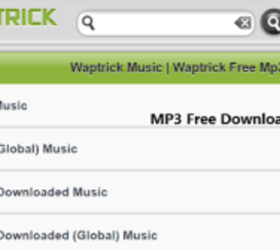 Logo: Waptrick New Songs