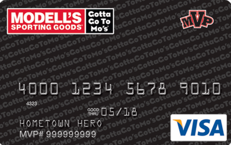 Modells Credit Card Alternatives