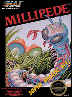 RETROGAMES: RECORDAMOS A MILLIPEDE