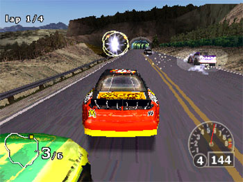 (PS1) Nascar Rumble (MEGA)(TORRENT) | Leo13