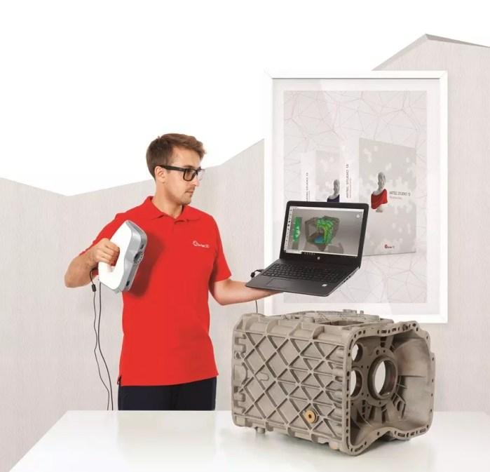 Artec 3D veröffentlicht Studie zum Einsatz von Augmented und Virtual Reality im Einzelhandel