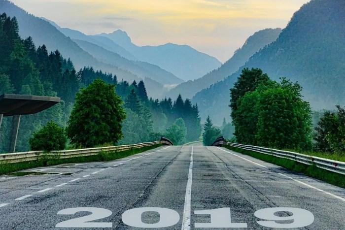 Der Masterplan für 2019: welche Trends 2019 auf dem Zettel stehen sollten