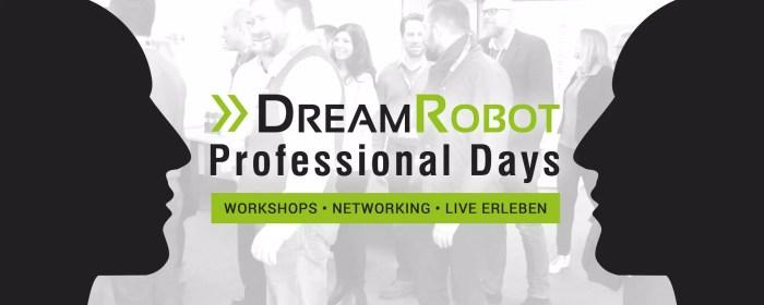 """Die DreamRobot GmbH lädt Online-Händler zum Professional Day """"Onlineshop & SEO"""""""