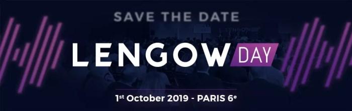 Lengow Day 2019: Das größte europäische Event rundum Online-Marktplätze und E-Commerce