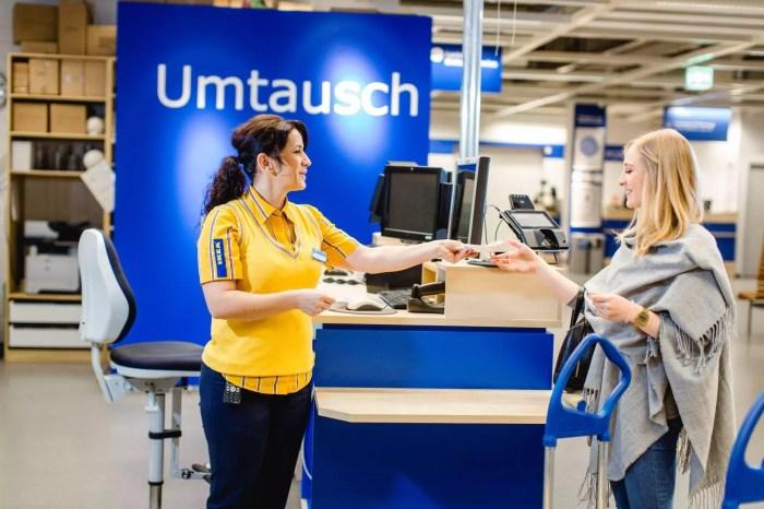 Zweite Chance für BILLY und Co. - IKEA kauft jetzt in allen Einrichtungshäusern in Deutschland gebrauchte IKEA Möbel zurück