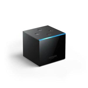 Fire TV Cube mit Fernfeld-Sprachsteuerung: das schnellste und leistungsstärkste Fire TV