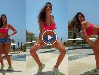 nora fatehi dance